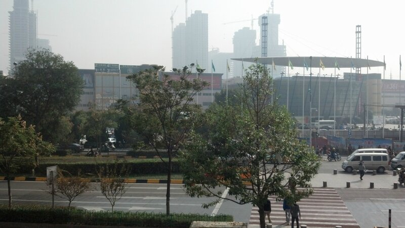 义乌国际商贸城(福田市场)