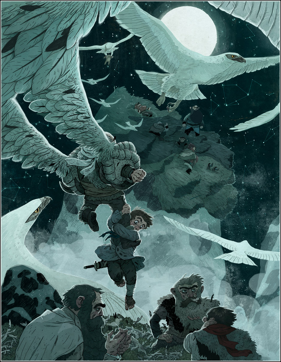 Sam Bosma. The Hobbit
