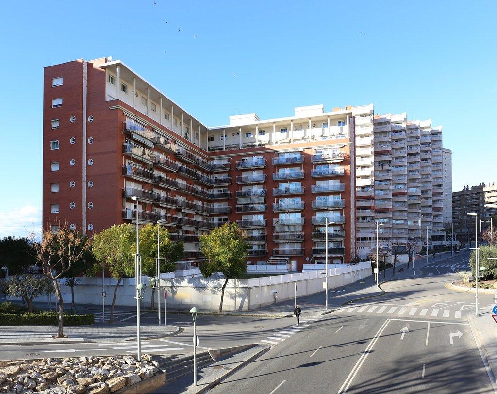 Таррагона. Авенида де Рома. Avenida de Roma