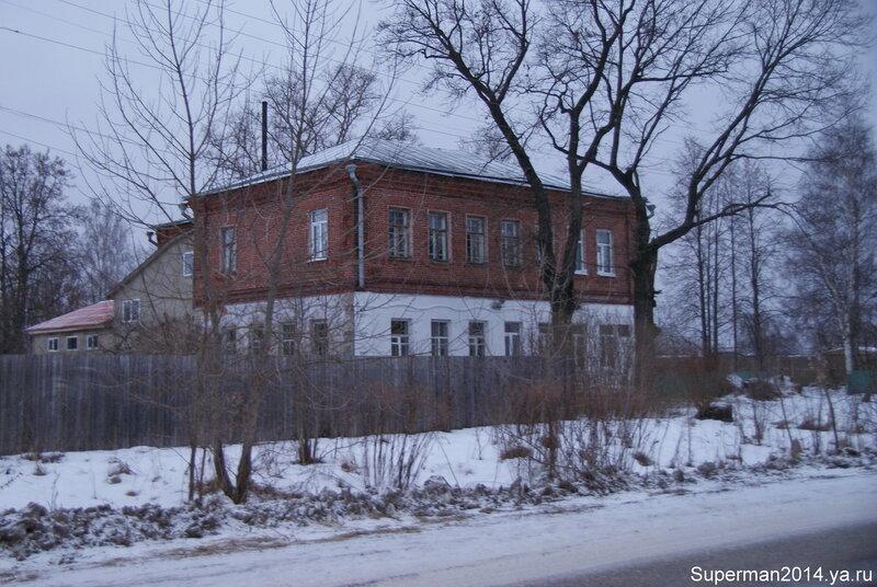 село Заречье