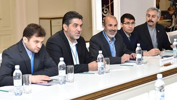 РФ, Турция, Иран приступили кобсуждению вопросов поСирии вАстане