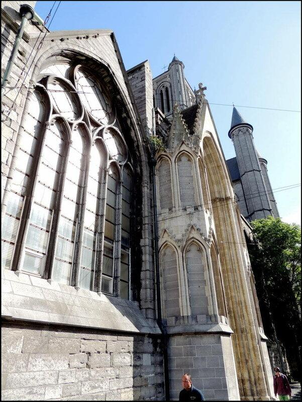Gent 7799 Sint-Niklaaskerk