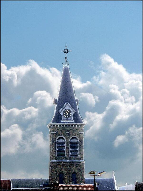 Liege 7008 Eglise du Sacre Coeur