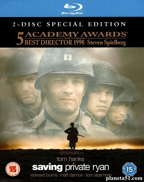 Спасти рядового Райана / Saving Private Ryan (1998/HDTVRip/BDRip)