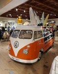 Вторая жизнь Volkswagen T2 (Transporter).