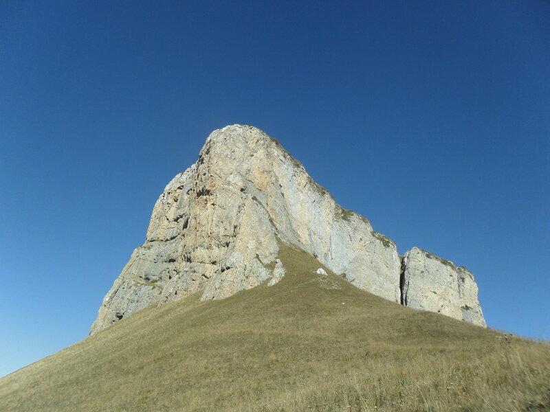 В горах, Адыгея