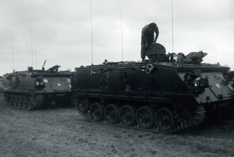 432 APC Larkhill 1968