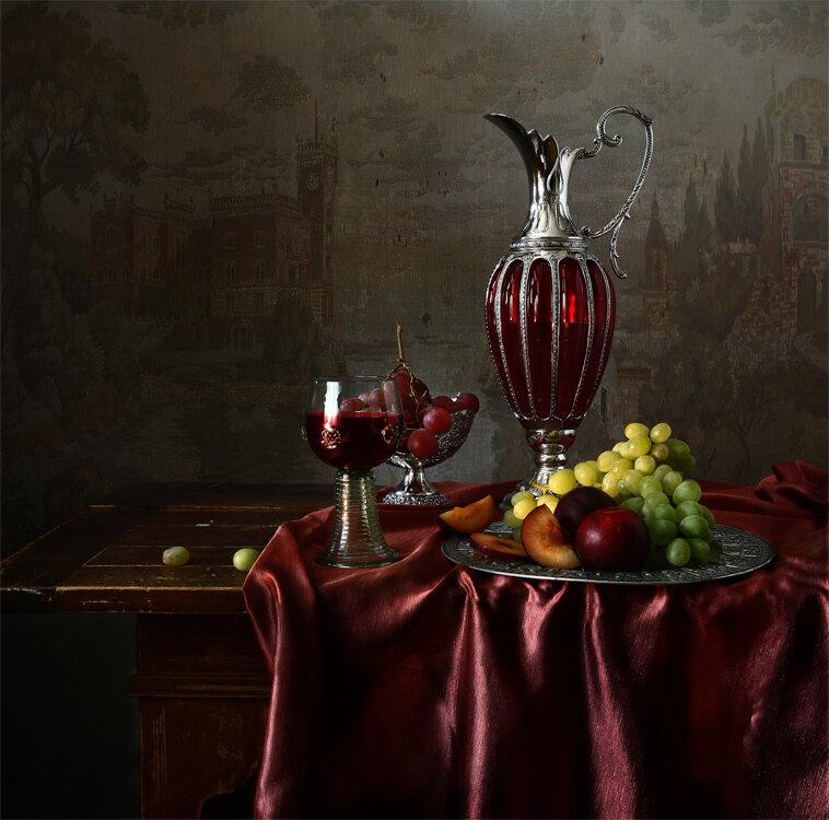 Вино из красного кувшина