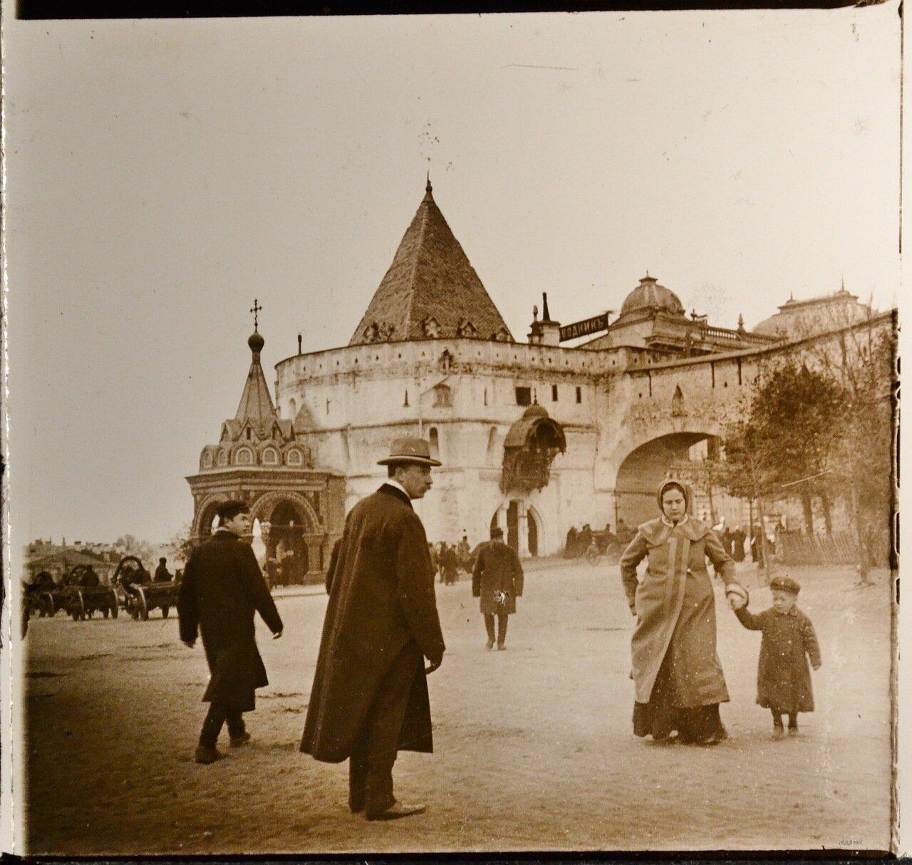 Москва. Варварские ворота