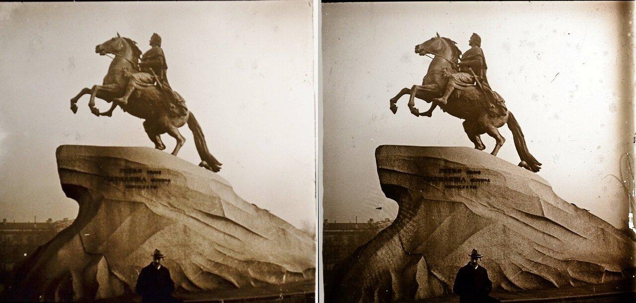 Санкт-Петербург. Памятник Петру Великому