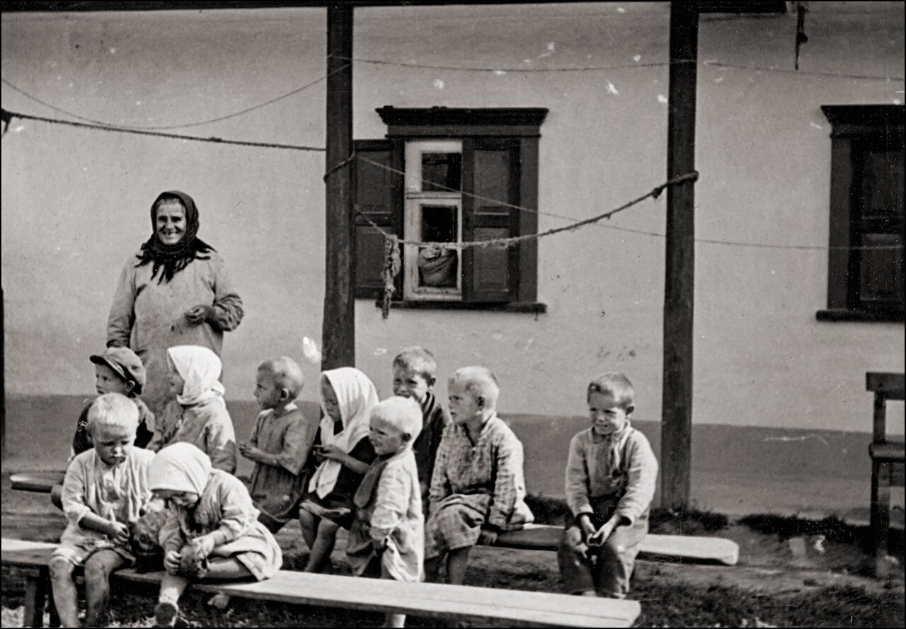 Детский сад  в селе