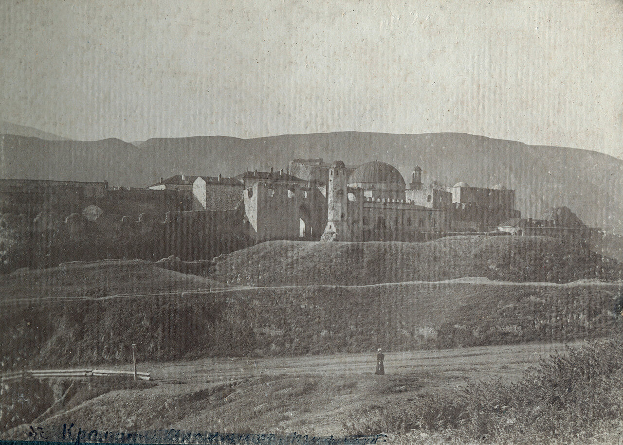 1897. Крепость Ахалцих Тифлисской губернии