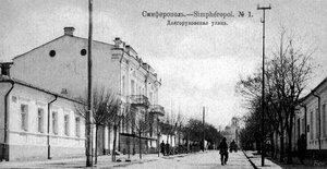 Долгоруковская улица