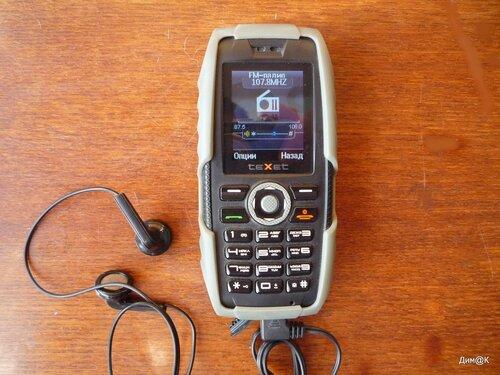 Texet TM-502R (радио)