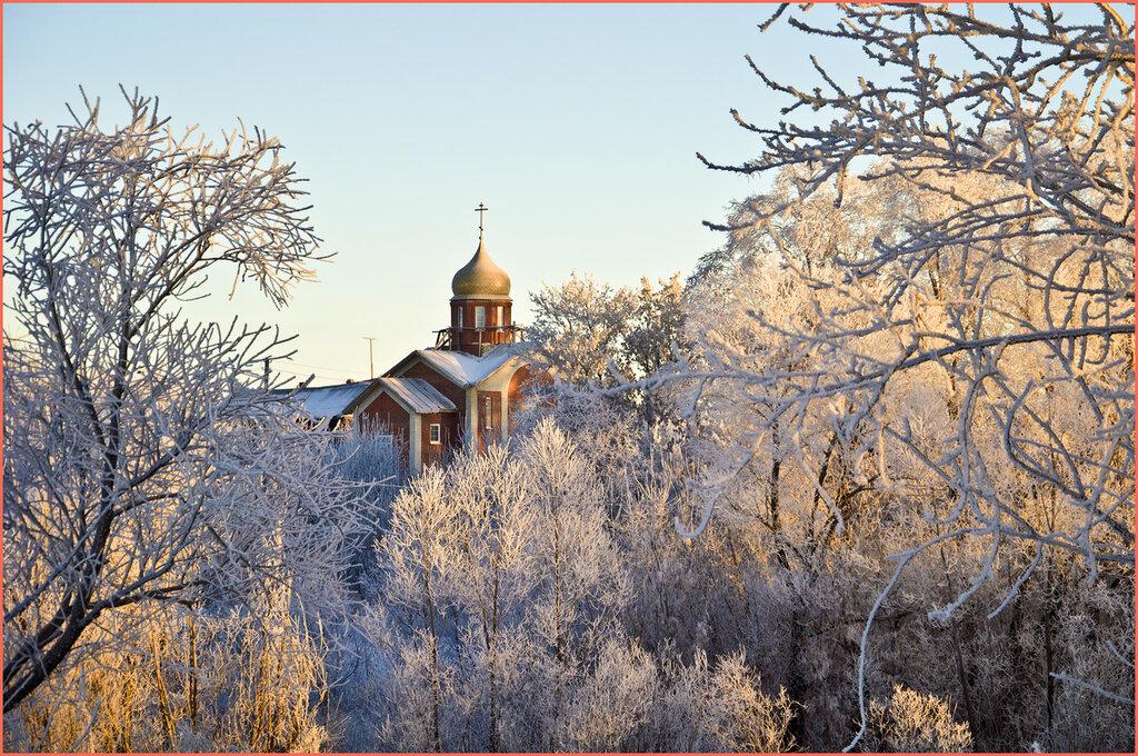 Часовенка в Евлашево