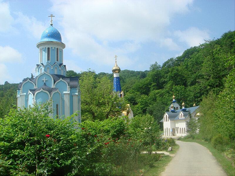 Троице-Георгиевский женский монастырь. Впечатления от Ирины Антиповой