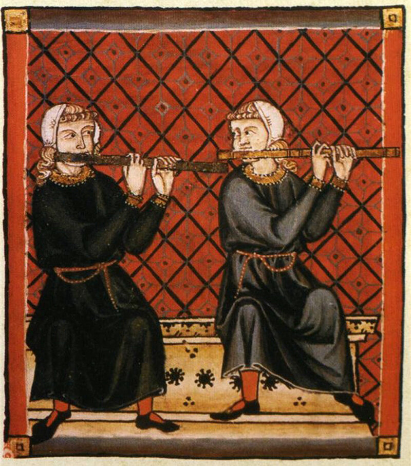 the development and contributions of painting in the middle ages