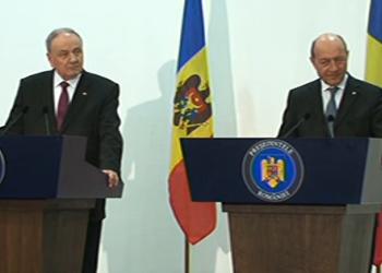 Бэсеску: ЕС должен дать Молдове чёткую перспективу интеграции