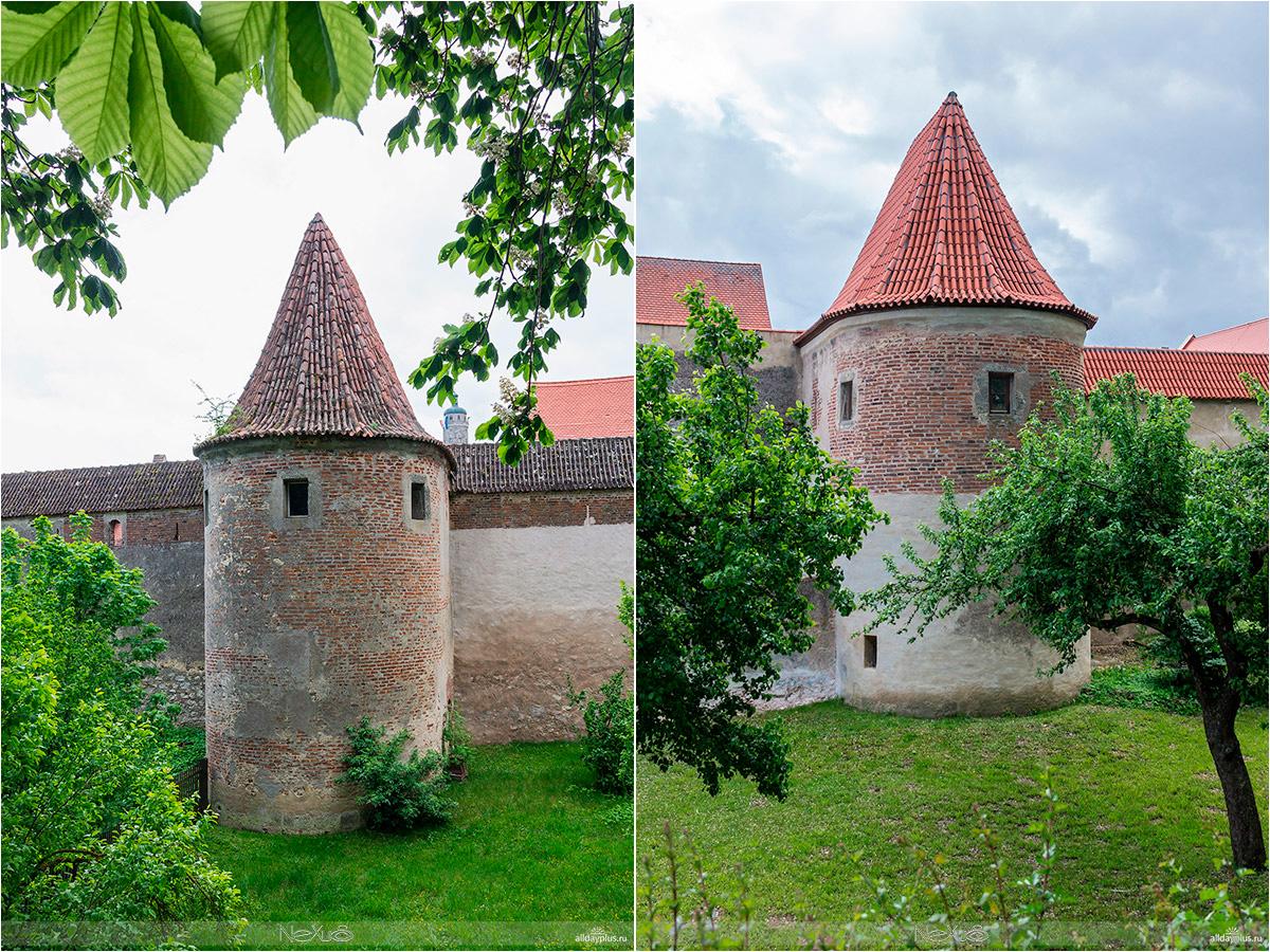 Три города Германии полностью сохранившие свои средневековые городские стены | Нёрдлинген «лучшие углы - круглые» (Nördlingen - die schönsten Ecken sind rund).