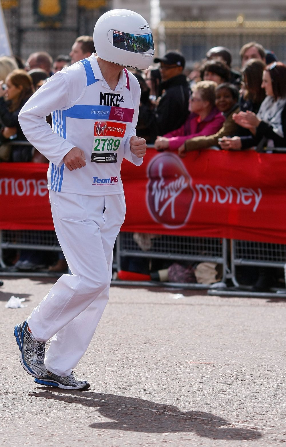 Virgin London Marathon 2012