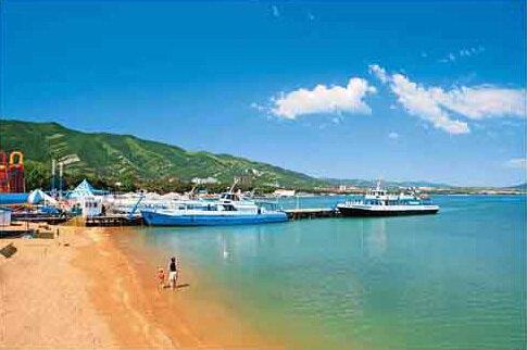 Главные российские курорты Чёрного моря
