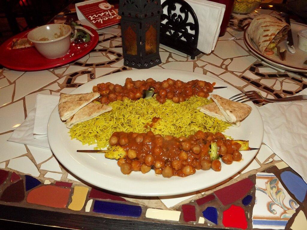 Турецкий ресторан.
