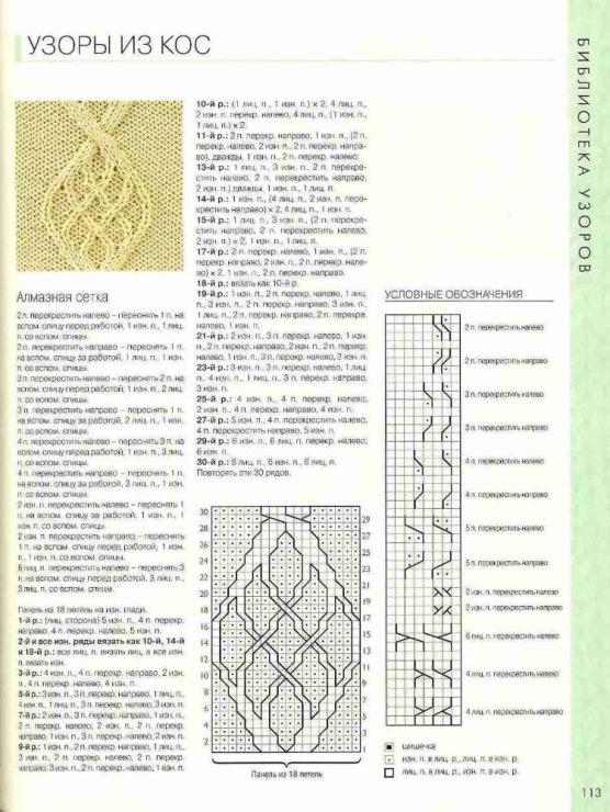 Библия вязания