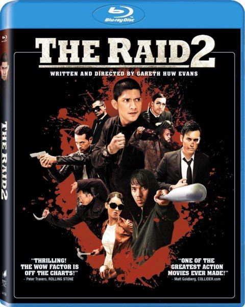 ���� 2 / The Raid 2: Berandal (2014/BDRip 1080p/720p/HDRip)