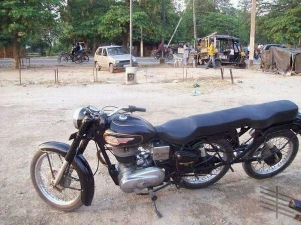 модерн мотоцикл тюнин