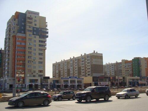 улица Академика Королева, Челябинск