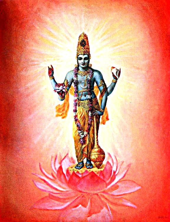 Индийская живопись. Бог Шива.