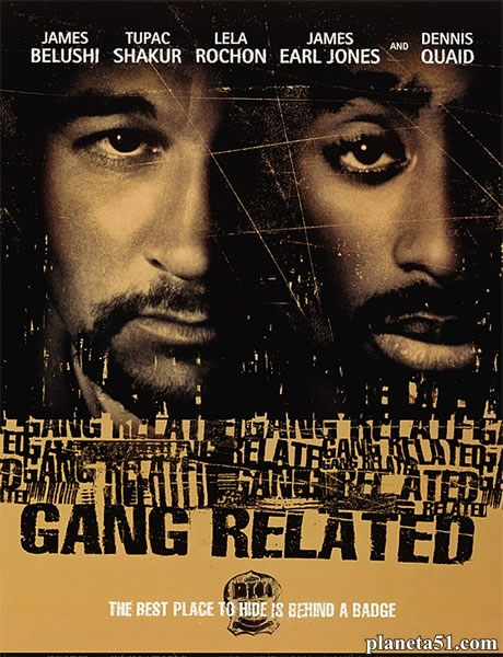Преступные связи / Gang Related (1997/DVDRip)