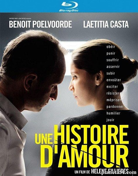 История любви / Une histoire d'amour / Tied (2013/BDRip/HDRip)