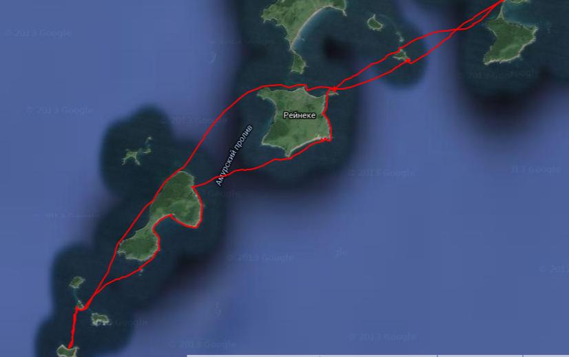 Три Первомайских Дня - Kayaking   Canoeing trip   EveryTrail.png
