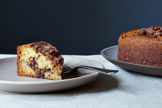 15. Сливочно-кофейный пирог. (© Mark Weinberg / Offset)