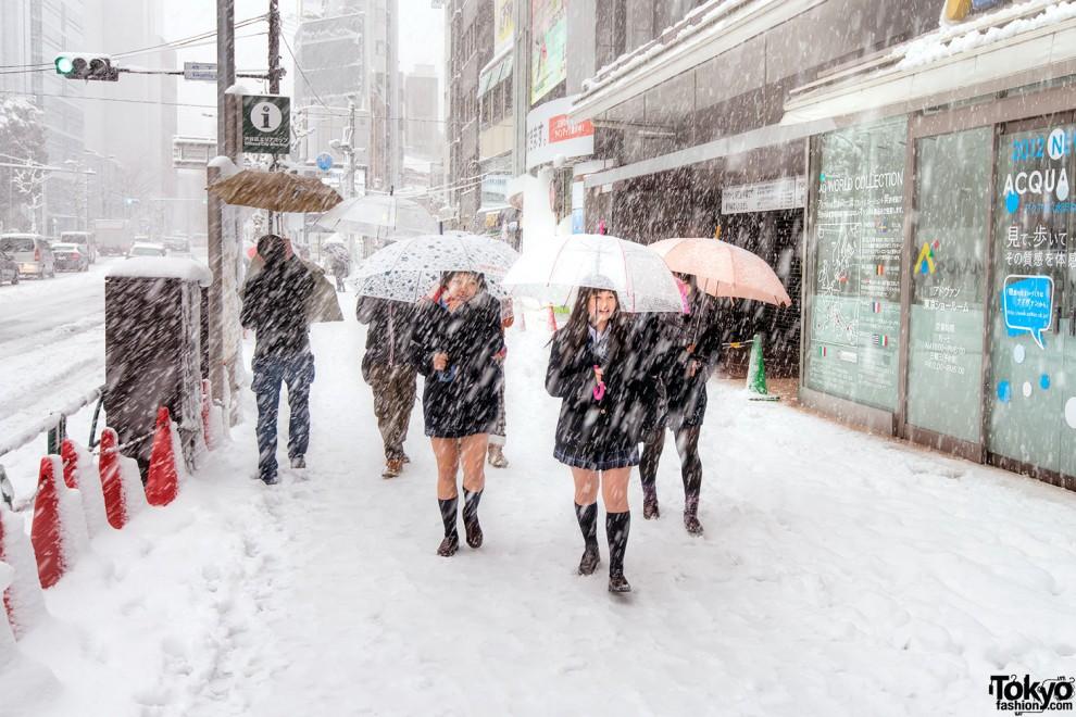 6. Система центрального отопления есть только в префектуре Хоккайдо — самой холодной части страны. О