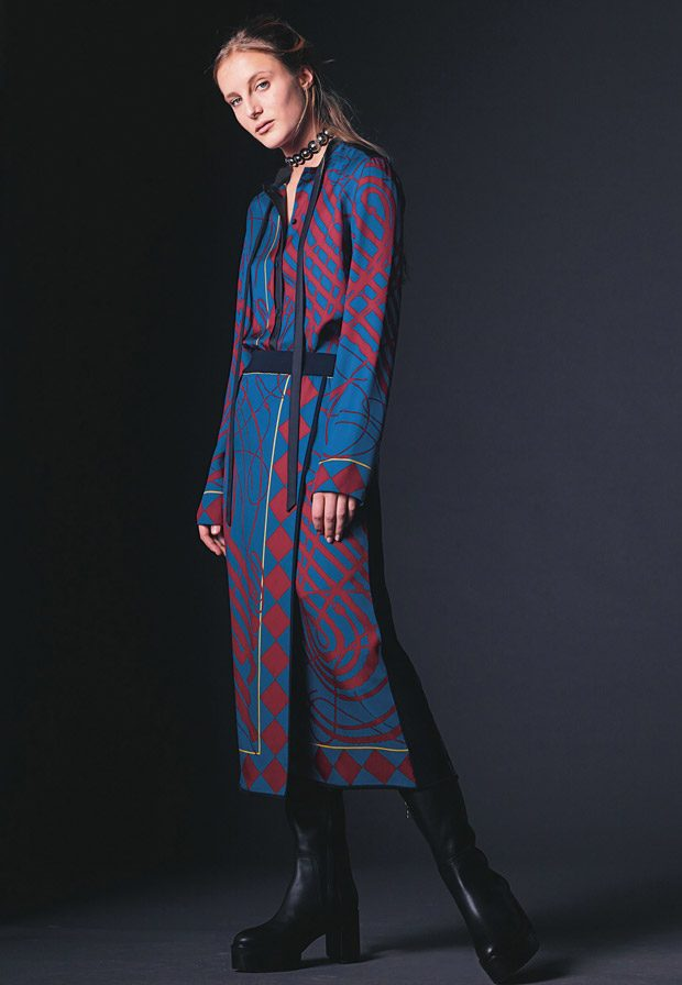 Hermes Pre-Fall 2017 Womenswear Collection