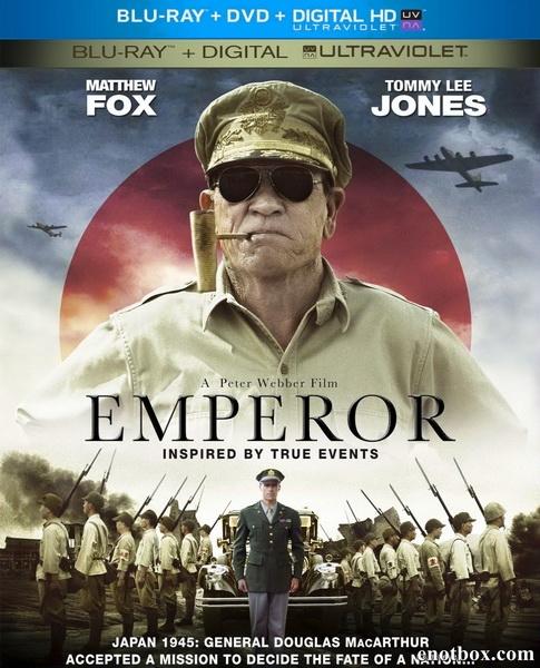 Император / Emperor (2012/BDRip/HDRip)