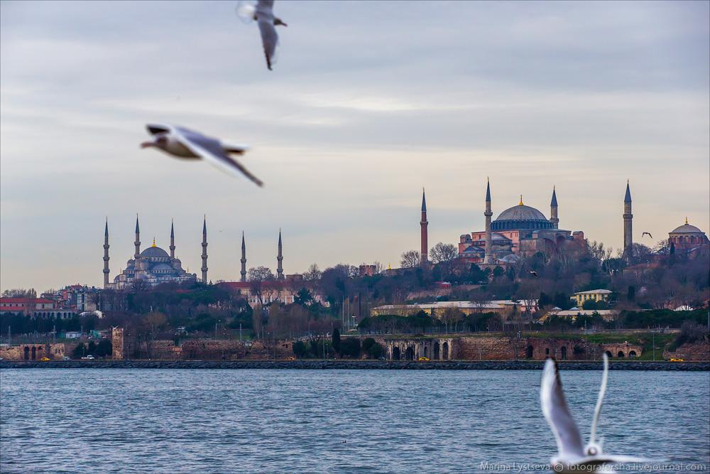 Стамбул, Айя София