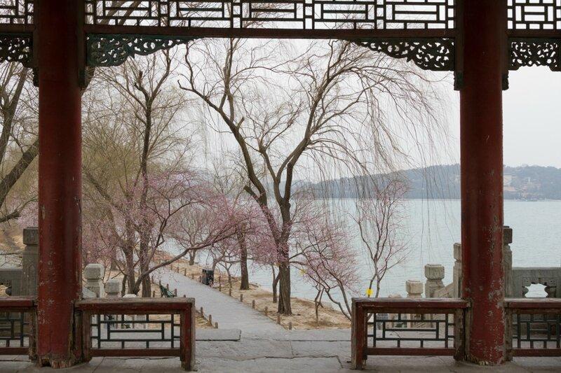 парк Ихэюань, Летний императорский дворец, Пекин