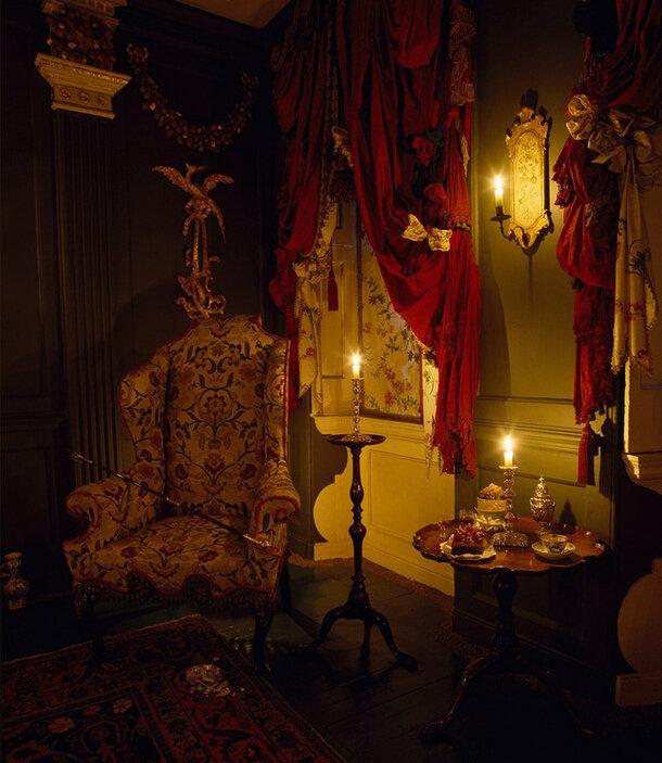 Дом без электричества в Лондоне