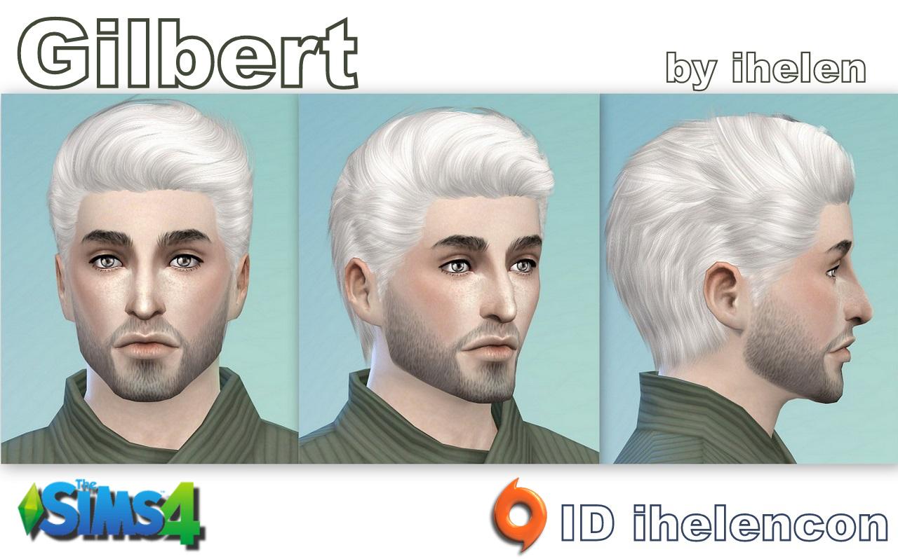 Gilbert by ihelen