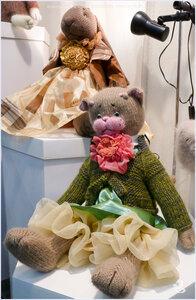 Галерея вахтангова куклы макеева татьяна