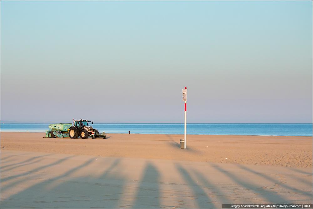 Любимый пляж кинобогемы