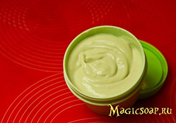 """""""Вот это тыква-2"""" - крем для тела с маслом тыквы на базовом эмульгаторе (глицерин моностеарат SE)"""