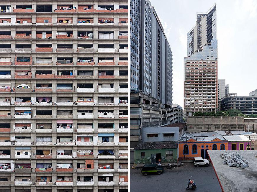 Трущобы в небоскрёбе