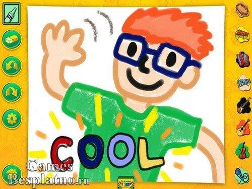 Crayola: Раскрашивай, рисуй и пой