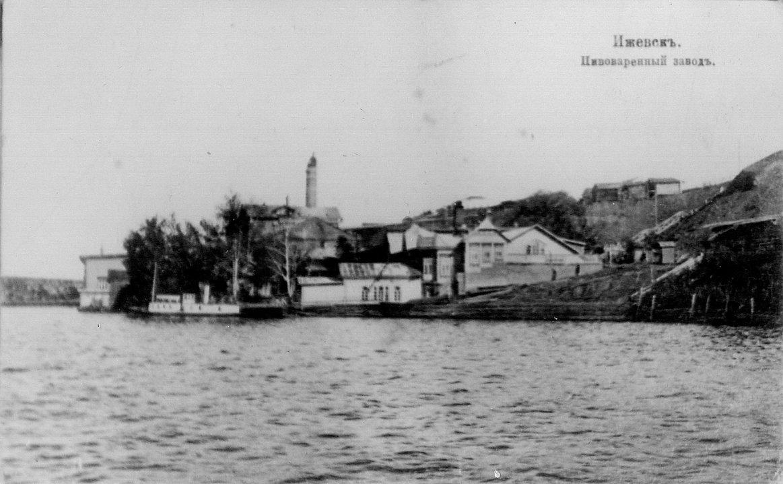 Пивоваренный завод И.И.Бодалёва