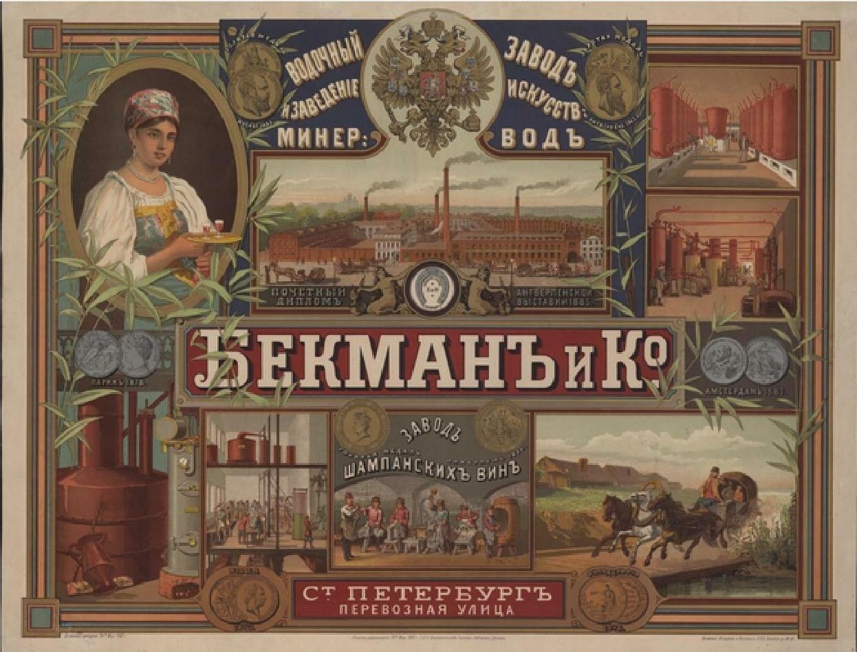 1887. «Бекман и Ко»