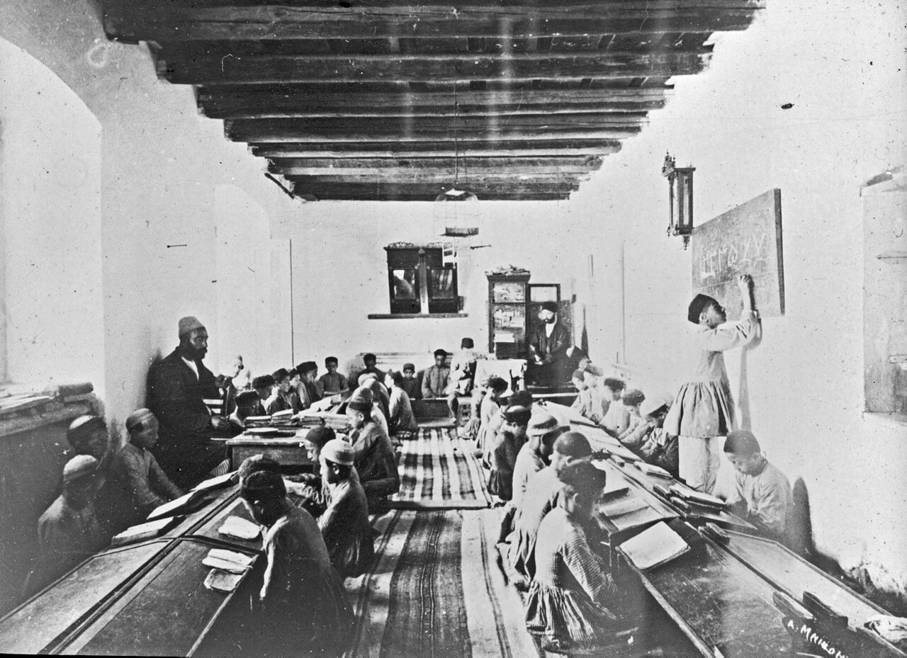 Школа в Баку